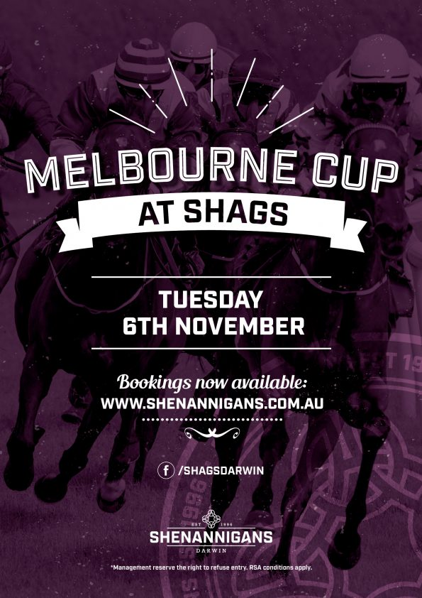 Melbourne Cup At Shags